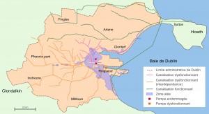 (lhomme et al, 2013) Les principales actions menées par la ville Dublin afin de faire face aux inondations durant la période 2005-2008